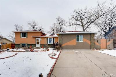 Aurora Single Family Home Active: 2536 South Cimarron Street