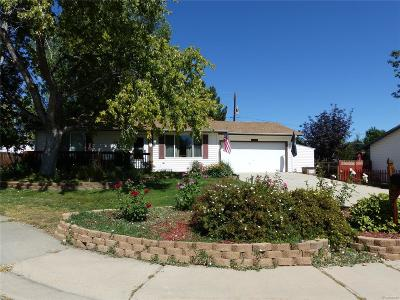 Arvada Single Family Home Active: 7297 West 79th Drive