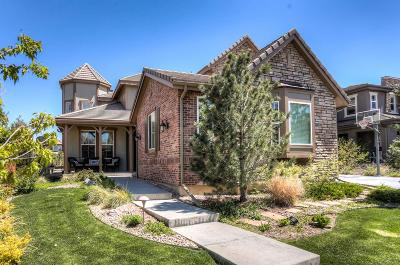 Highlands Ranch Single Family Home Under Contract: 10474 Marigold Court