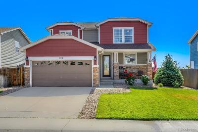 Thornton Single Family Home Under Contract: 13838 Locust Street