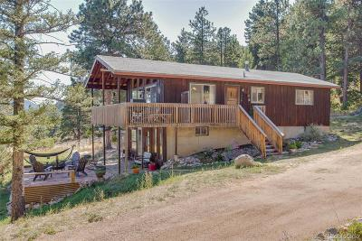Golden Single Family Home Under Contract: 386 Chute Road