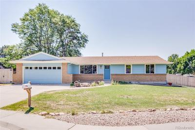 Broomfield County Single Family Home Active: 1 Argo Court