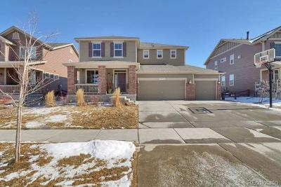 Parker CO Single Family Home Active: $519,900