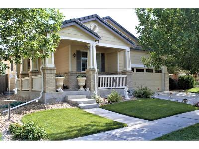 Single Family Home Sold: 14200 East 102nd Avenue