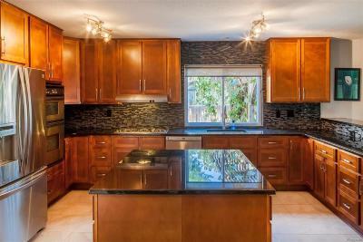 Morrison Single Family Home Under Contract: 4415 South Van Gordon Way