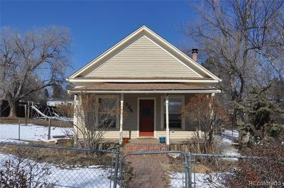 Elizabeth Single Family Home Active: 125 Elm Street