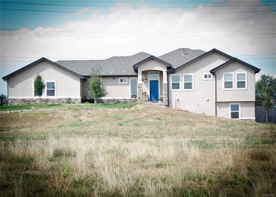 Fort Lupton Single Family Home Active: 10685 County Road 23