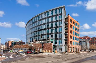 Condo/Townhouse Under Contract: 100 Detroit Street #405