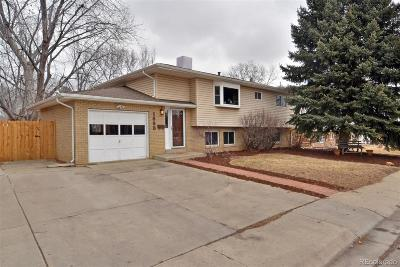 Longmont CO Single Family Home Active: $400,000