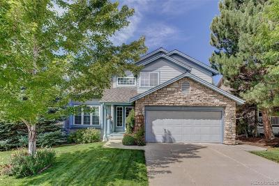 Parker Single Family Home Under Contract: 10433 Winterflower Way