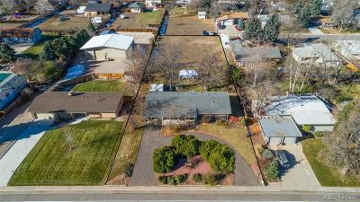 Centennial Single Family Home Active: 6051 South Clarkson Street