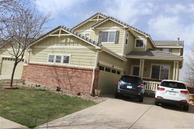 Commerce City Single Family Home Under Contract: 17135 East 102nd Place