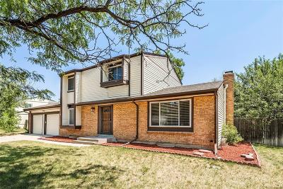 Aurora Single Family Home Under Contract: 15802 East Stanford Place