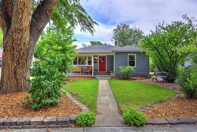 Longmont Single Family Home Active: 734 Sumner Street