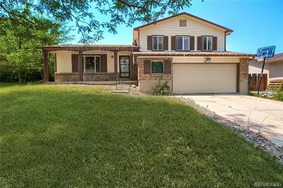 Aurora Single Family Home Active: 1655 South Fairplay Street