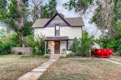 Berthoud Single Family Home Under Contract: 969 North 4th Street