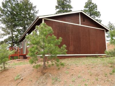 Pine Single Family Home Under Contract: 13454 South Cheyenne Court