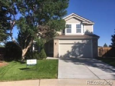 Parker Single Family Home Active: 9817 Hedgeway Court