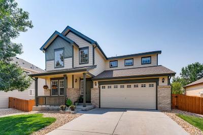 Thornton Single Family Home Active: 12669 Kearney Street