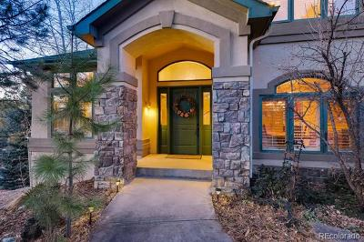 Castle Pines Village, Castle Pines Villages Single Family Home Active: 258 Lead Queen Drive