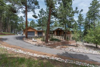 Larkspur CO Single Family Home Under Contract: $669,000