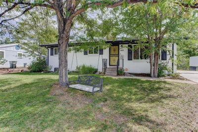 Centennial Single Family Home Under Contract: 6820 South Pennsylvania Street