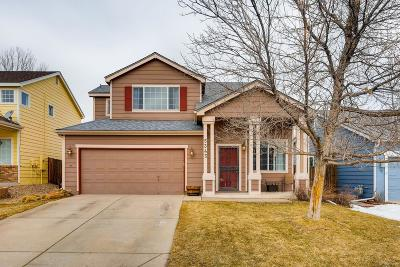 Castle Rock Single Family Home Active: 5345 Suffolk Circle