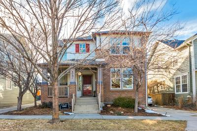 Denver Single Family Home Under Contract: 2701 Willow Street