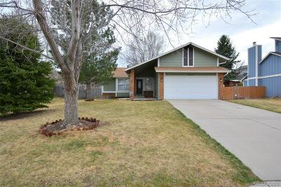 Briargate Single Family Home Under Contract: 3015 Mirage Drive