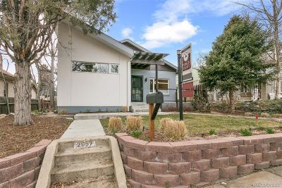 Denver Single Family Home Active: 2957 Osceola Street