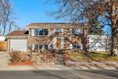 Arvada Single Family Home Active: 10845 West 68th Avenue