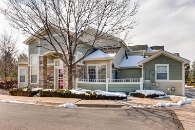 Denver Condo/Townhouse Under Contract: 5155 West Quincy Avenue #D-101