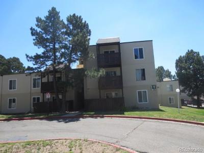 Denver Condo/Townhouse Under Contract: 9725 East Harvard Avenue #325