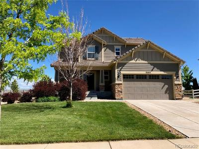 Broomfield Single Family Home Active: 2883 Trinity Loop