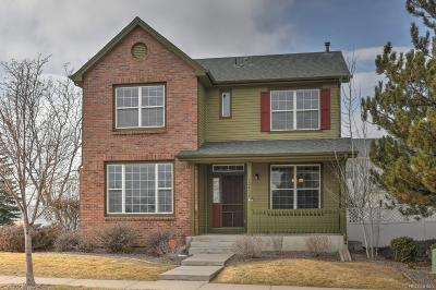 Broomfield Single Family Home Under Contract: 12411 Irving Drive
