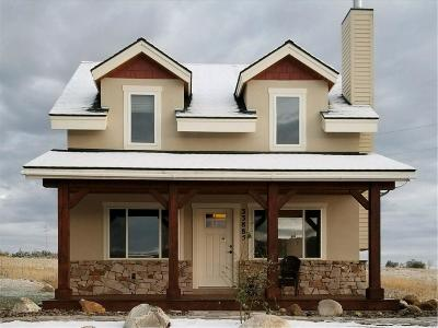 Routt County Single Family Home Under Contract: 33885 County Road 43a