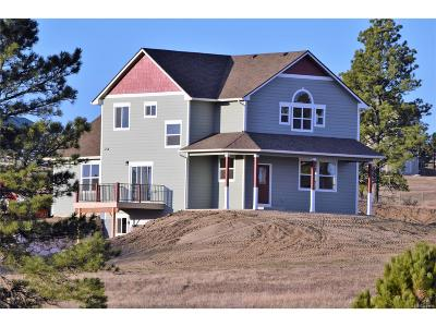 Kiowa CO Single Family Home Active: $509,900