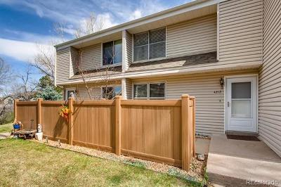 Centennial Condo/Townhouse Under Contract: 4212 East Maplewood Way