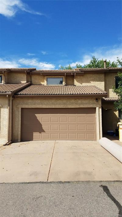 Wheat Ridge Condo/Townhouse Active: 3255 Yarrow Court