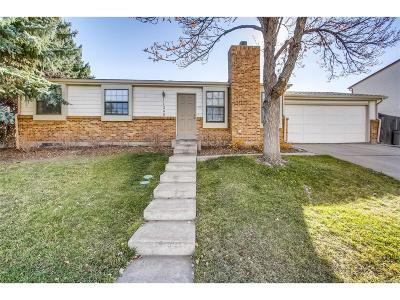 Littleton Single Family Home Active: 11240 West Powers Avenue