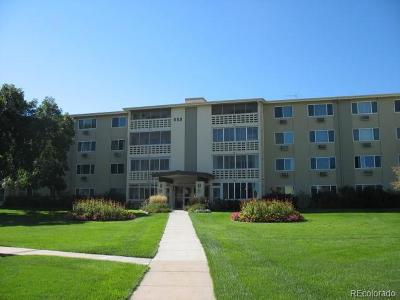 Denver CO Condo/Townhouse Active: $199,900