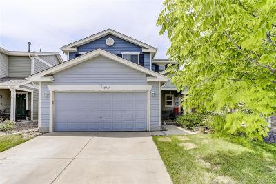 Longmont Single Family Home Active: 10577 Durango Place