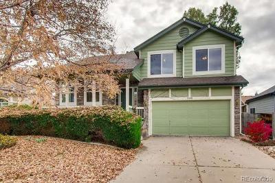 Broomfield Single Family Home Under Contract: 1040 Sassafras Lane