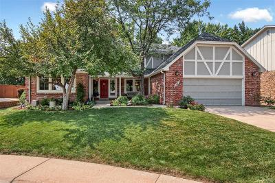 Englewood Single Family Home Active: 6213 South Lima Way