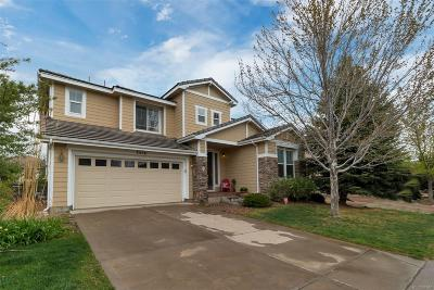 Highlands Ranch Golf Club Single Family Home Under Contract: 3476 Westbrook Lane