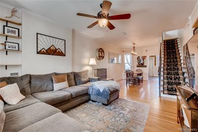 Denver Condo/Townhouse Active: 547 North Logan Street