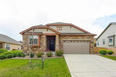 Thornton Single Family Home Active: 12340 Syracuse Street