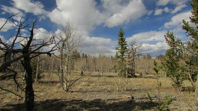 Como CO Residential Lots & Land Active: $18,500