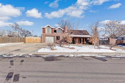 Denver Single Family Home Active: 1110 South Dale Court