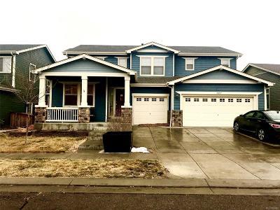 Brighton Single Family Home Under Contract: 12277 Idalia Street